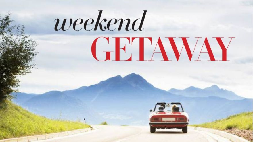 The only 6 items you really need for a weekend getaway for Get away for the weekend